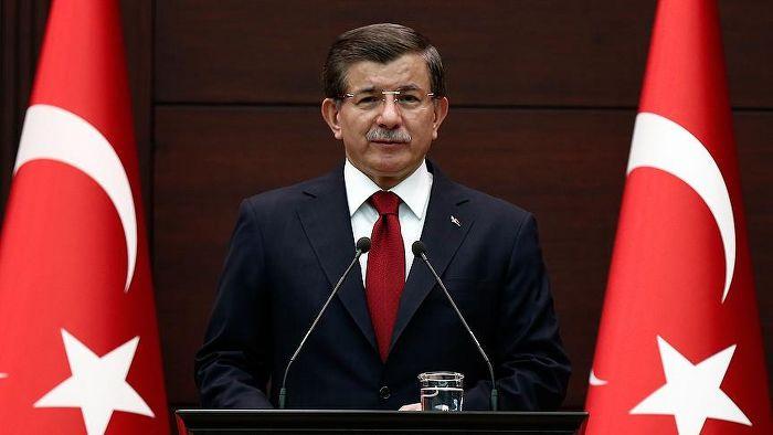 Başbakan Davutoğlu'dan ilk açıklama