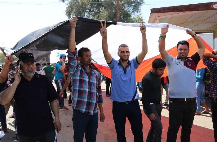 Sadr, Bağdat'taki korunaklı Yeşil Bölge'ye girdi