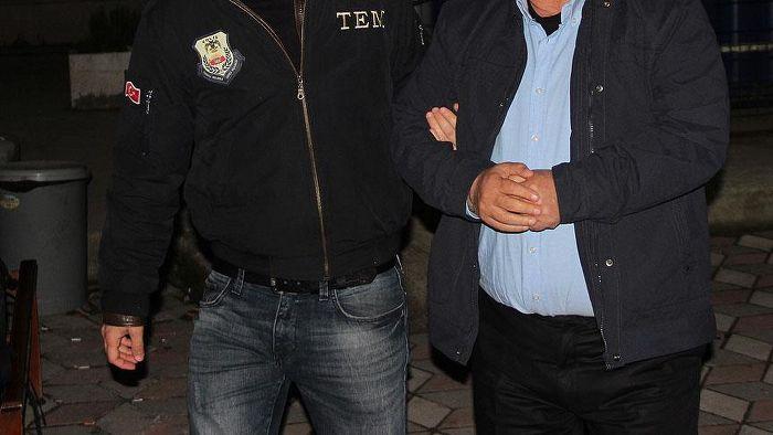 Antalya'da paralel yapı operasyonu: 20 gözaltı