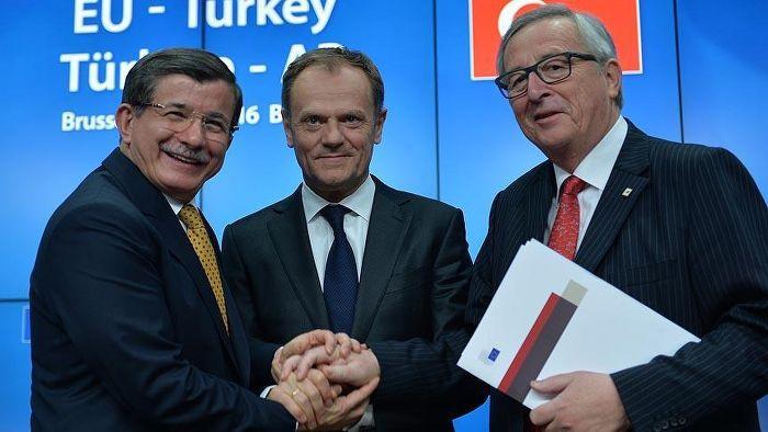 Mülteci anlaşmasının detayları netleşti