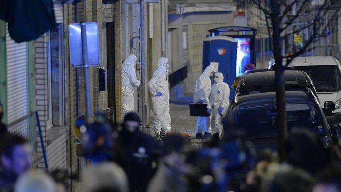 Paris saldırılarının bir numarası yakalandı