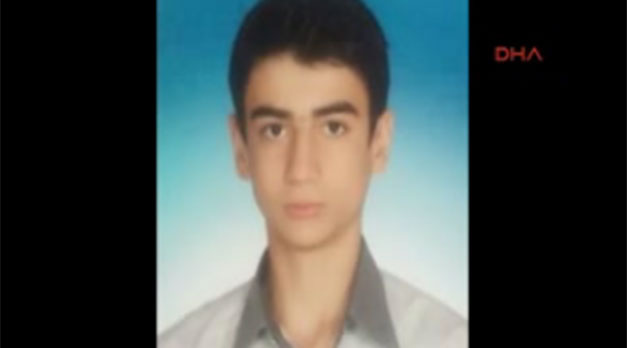 Canlı bomba Gaziantep doğumlu Mehmet Öztürk