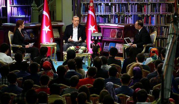 Erdoğan'dan AK Parti ve MHP'ye anayasa çağrısı