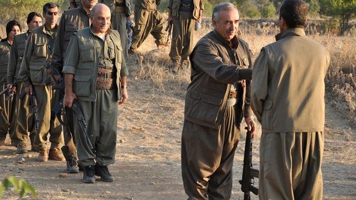 PKK yöneticilerine kırmızı bülten