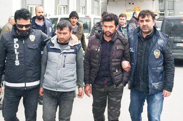 Mültecileri kandıran organizatör öldürüldü