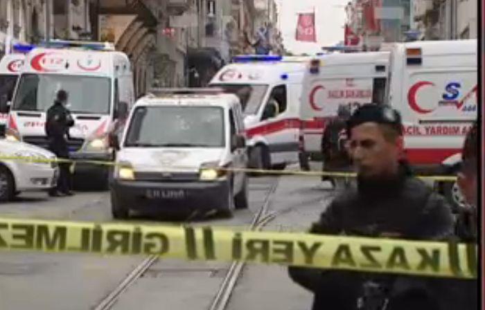 Taksim'de ölenlerden üçü İsrail, biri İranlı
