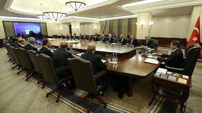 Bakanlar Kurulu toplantısı 10,5 saat sürdü