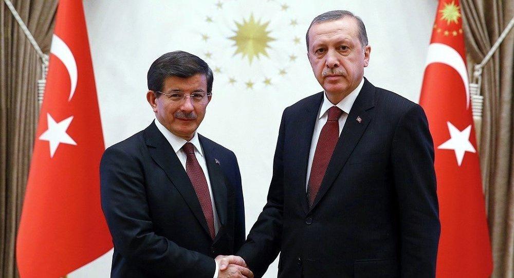 Erdoğan ile Davutoğlu İstanbul'da görüştü
