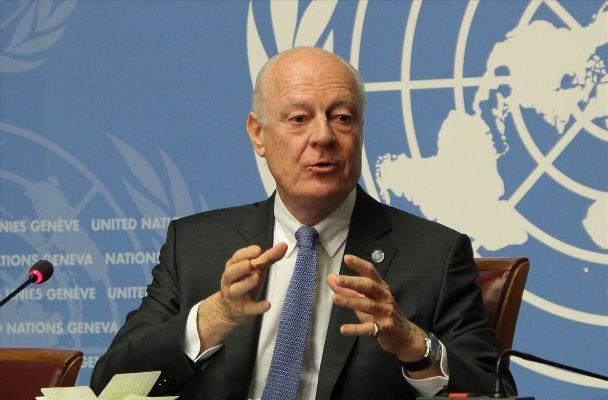 Cenevre'de Şam yönetiminin önerileri bekleniyor
