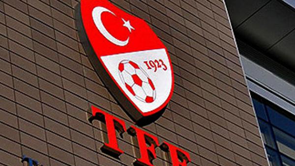 TFF'den 'derbi' açıklaması