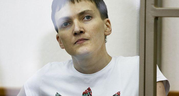Rus mahkemesi Ukraynalı pilotu suçlu buldu