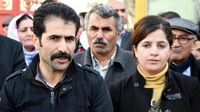 DBP Van il eşbaşkanları 'terör'den tutuklandı