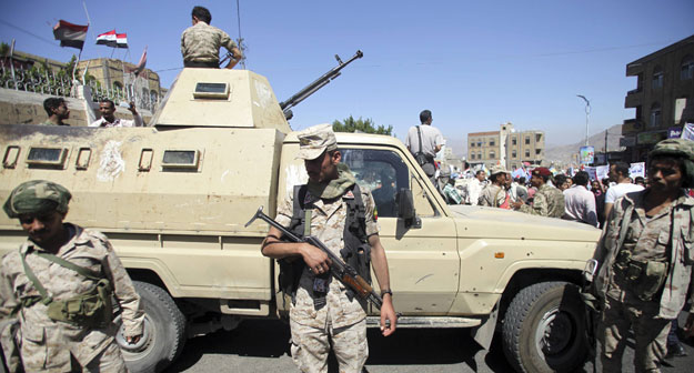 ABD'de Yemen'de öncelikli olarak hükümet istiyor