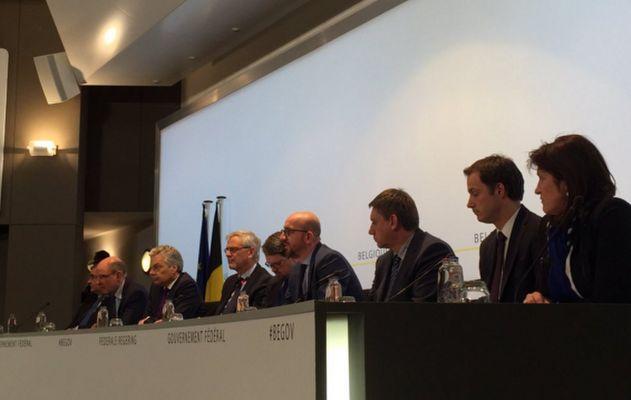 Belçika'da ilk açıklama: Korktuğumuz başımıza geldi