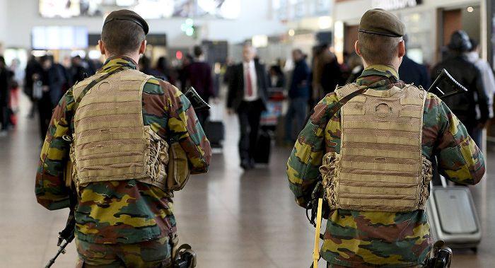 Belçika'daki saldırılarda bir Türk ağır yaralı
