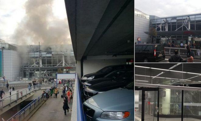 Brüksel'de patlama | FOTO | VIDEO