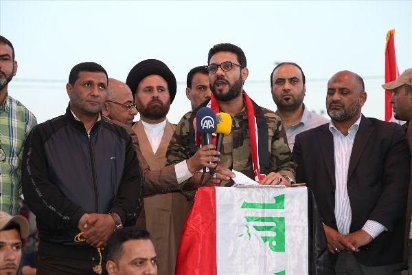 Bağdat'ta 'paralel hükümet' kuruldu