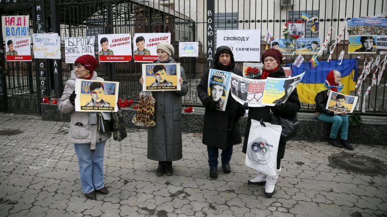 Rusya'da Ukraynalı pilota 22 yıl hapis