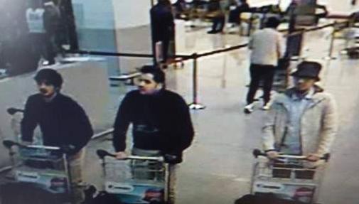 Brüksel bombacıları El Bakravi kardeşler