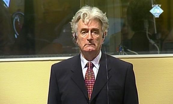 Radovan Karadzic için karar günü yarın