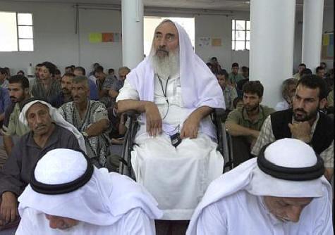 Şeyh Ahmet Yasin kimdir ?