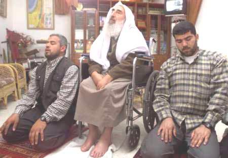 Şeyh Ahmed Yasin'in 12'inci ölüm yılı