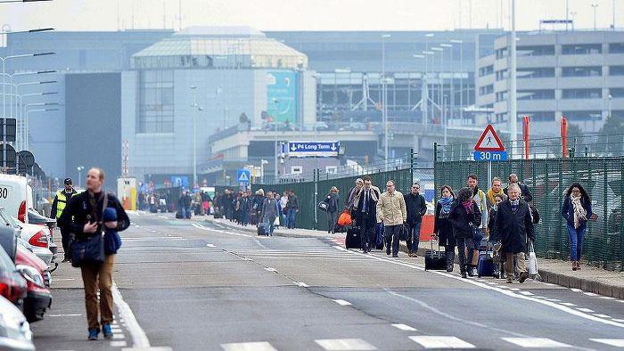 Belçika'dan cevap: Terör bağlantısını bilemedik