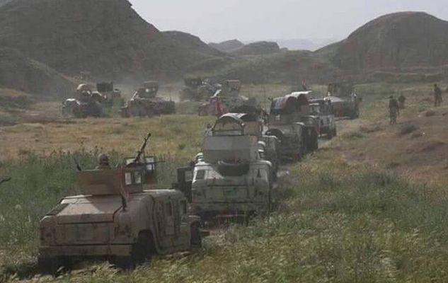 Irak ordusu birkaç köyü IŞİD'den aldı