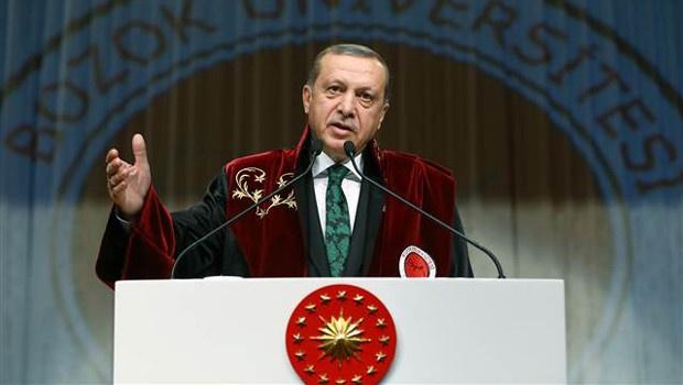 Erdoğan: Buradan Rusya'yı uyarıyorum PYD...