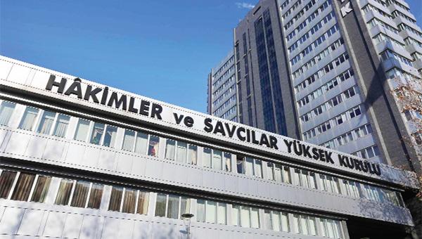 HSYK Bölge Adliye Mahkemelerine 1034 hakim ve savcı atadı