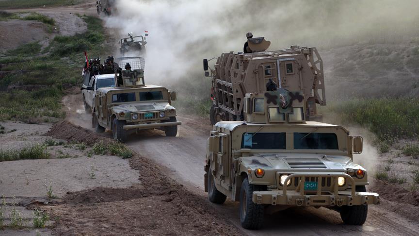 ABD'den Musul'da 5 hava saldırısı