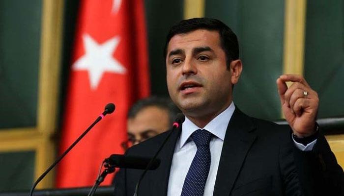 Erdoğan'a hakaret eden Demirtaş tazminat ödeyecek
