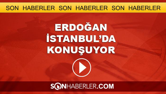 Erdoğan 95 ülkeden iş adamlarına seslendi