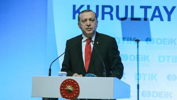 Erdoğan'dan konsoloslara: Siz kimsiniz ya?