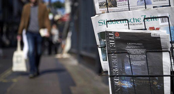 Büyük bir gazete daha kağıt baskıya son verdi