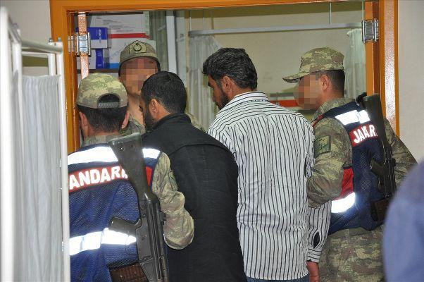 Gaziantep'te 9 kişi IŞİD şüphesiyle tutuklandı