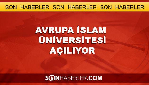 İsviçre'de Avrupa İslam Üniversitesi açılıyor
