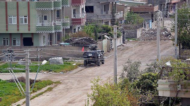 Nusaybin'de 2 güvenlik görevlisi şehit
