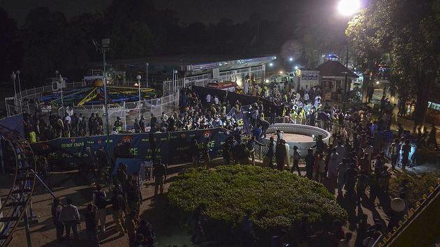 Pakistan'da ölü sayısı 55'e yükseldi