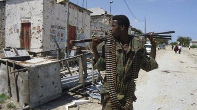 Somali'de okul servisine saldırı düzenlendi