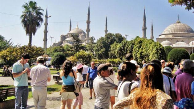 Turizmde Rusya'nın boşluğuna Ukrayna aday