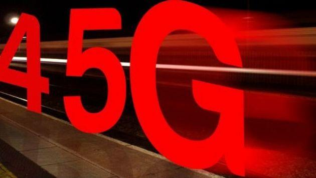 Türkiye bu gece 4,5G'ye geçiyor