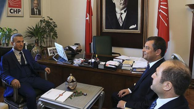 AK Parti CHP'ye yeni teklifini sundu
