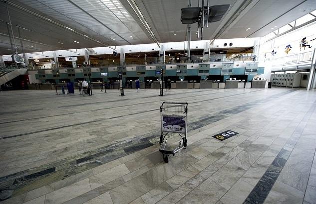 İsveç Göteborg Havalimanı'nda bomba ihbarı
