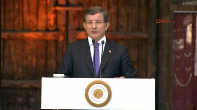 Davutoğlu: Sur'da binalar minareleri geçmeyecek