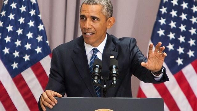 Obama, IŞİD'in biteceğinden çok emin