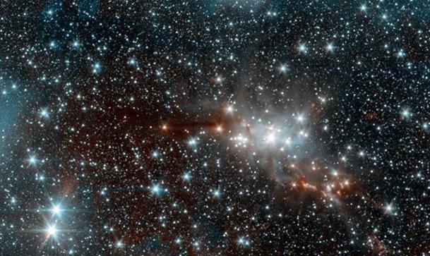 Oksijenli yıldız keşfedildi