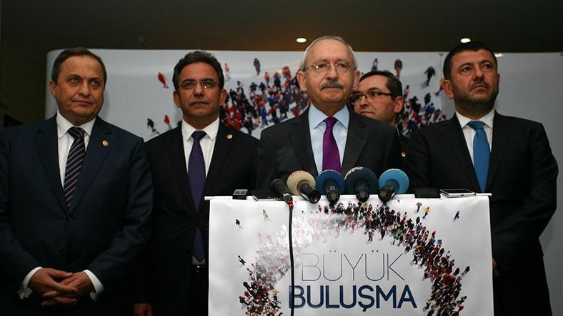 Kılıçdaroğlu'dan 'yeni bir hareket' çağrısı