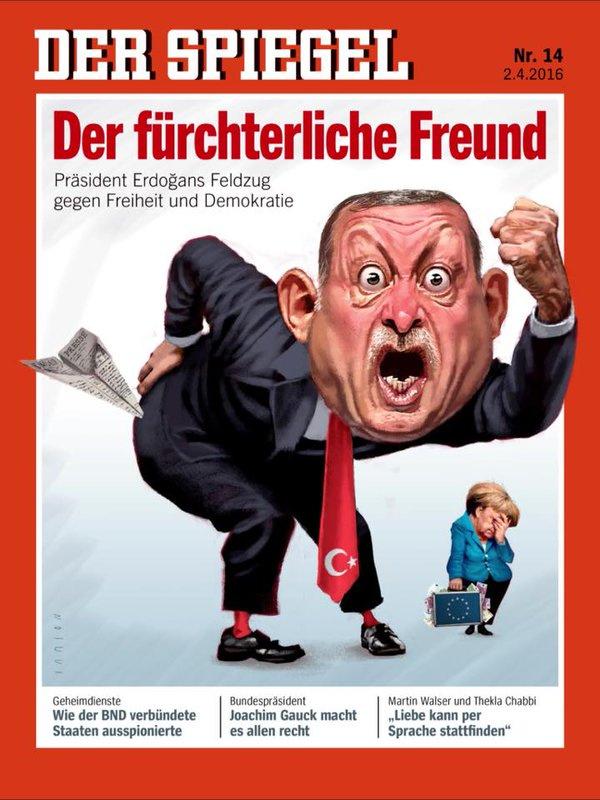 Almanya'da Erdoğan hazımsızlığı büyüyor