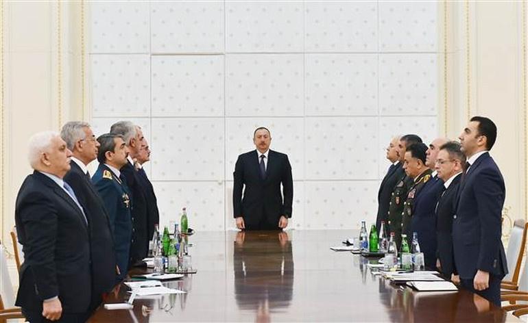 Aliyev: ABD de bizden yana, Ermeni işgali bitmeli